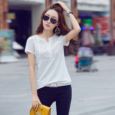 Types of Shirts & Tops for Women