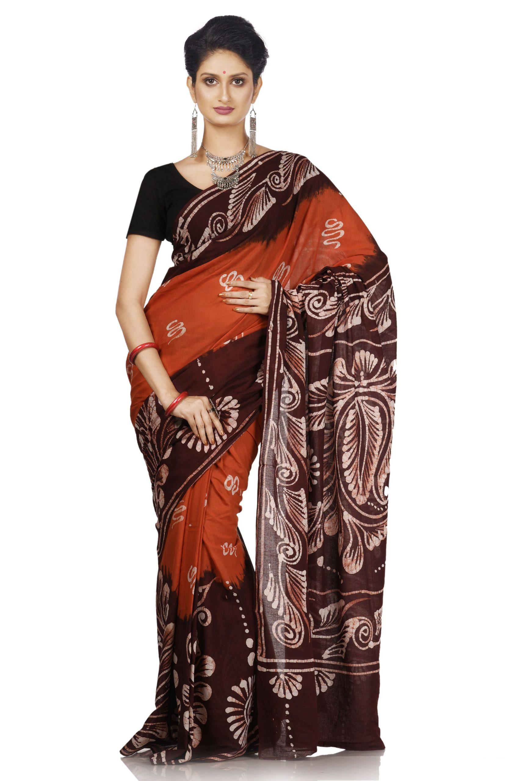Batik Bengali Sarees