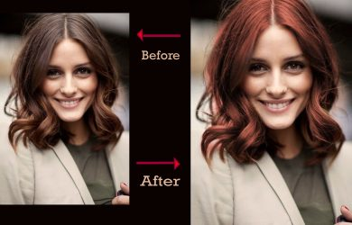 How to Change Your Hair Color without Dyeing It