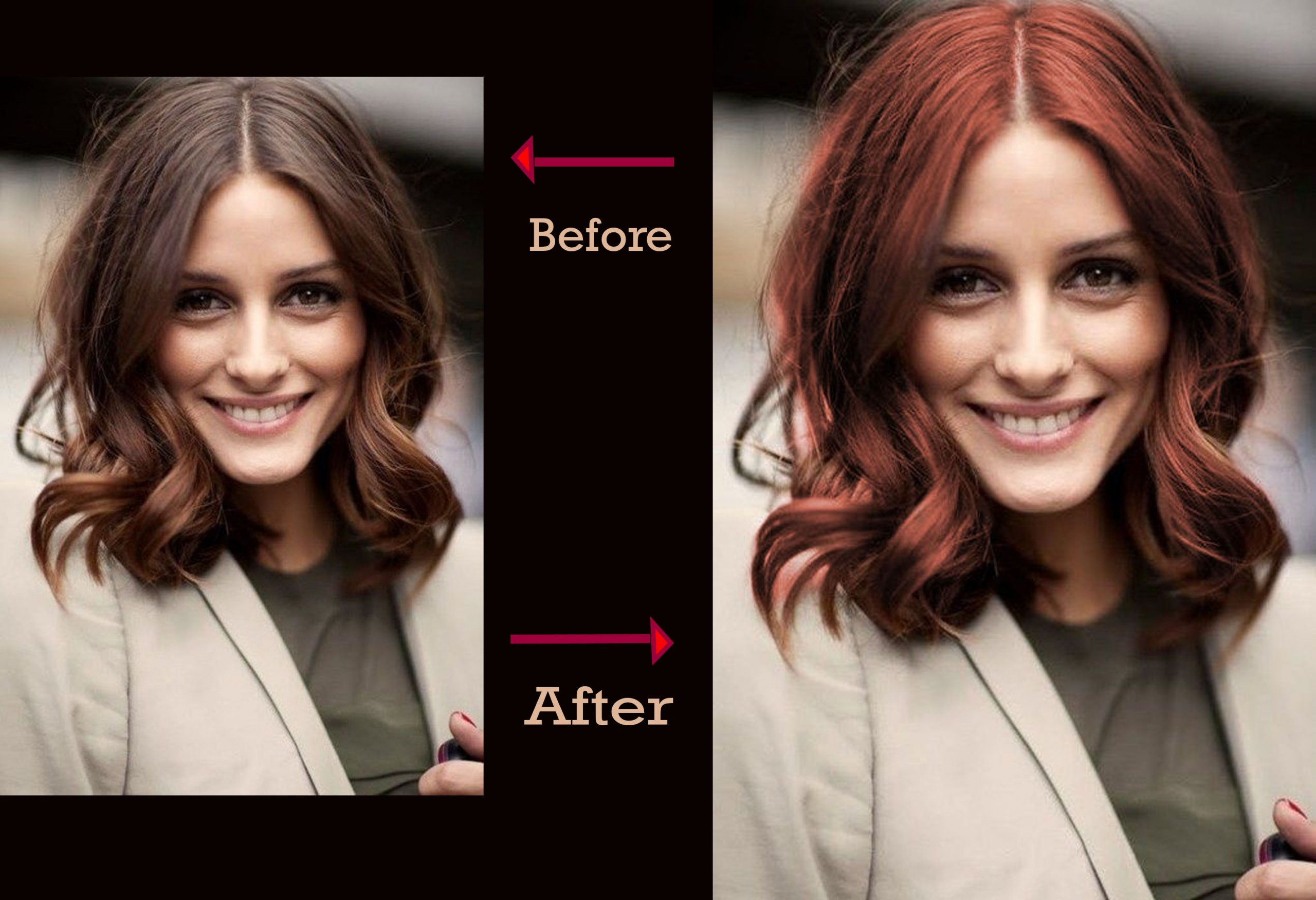 How To Change Your Hair Color Without Using Hair Dye