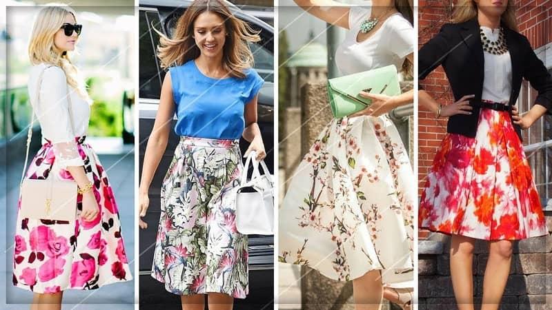 Floral Clothes