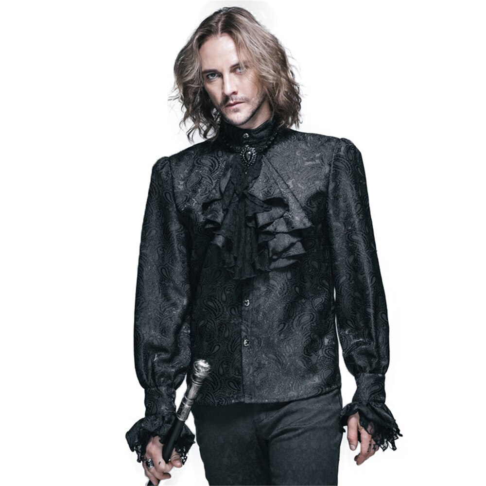 Do Men Follow Gothic Fashion?