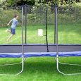 Why Is The Bounce So Good on Rectangular Trampolines?