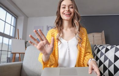 Ways to Look Your Best on a Video Call