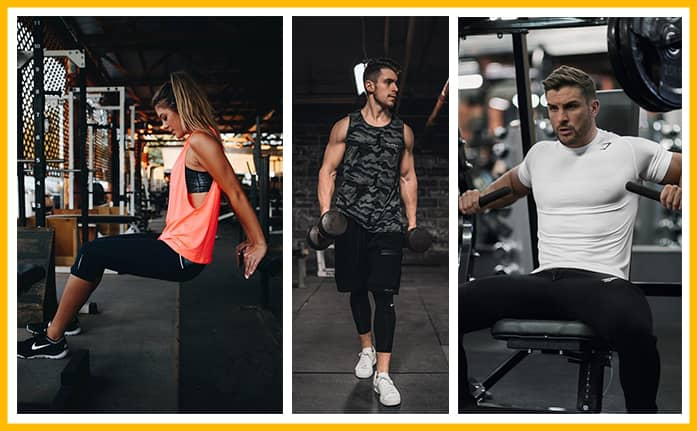 6 Fashion Tips You Need to Follow in the Gym Routine 13 Best Fashion Tips - That You Can Follow on Your Gym Routine Most people follow the wrong fashion tips and wrong outfits so we have brought our article to guide them on the right way