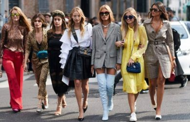 HOW TO KEEP UP WITH FASHION TRENDS?