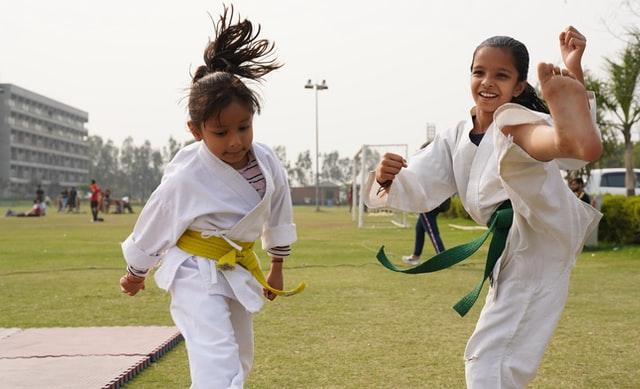 What Are The Most Popular Health Benefits Of Martial Arts For Kids?