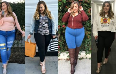 5 illusional tips for Plus Size Women