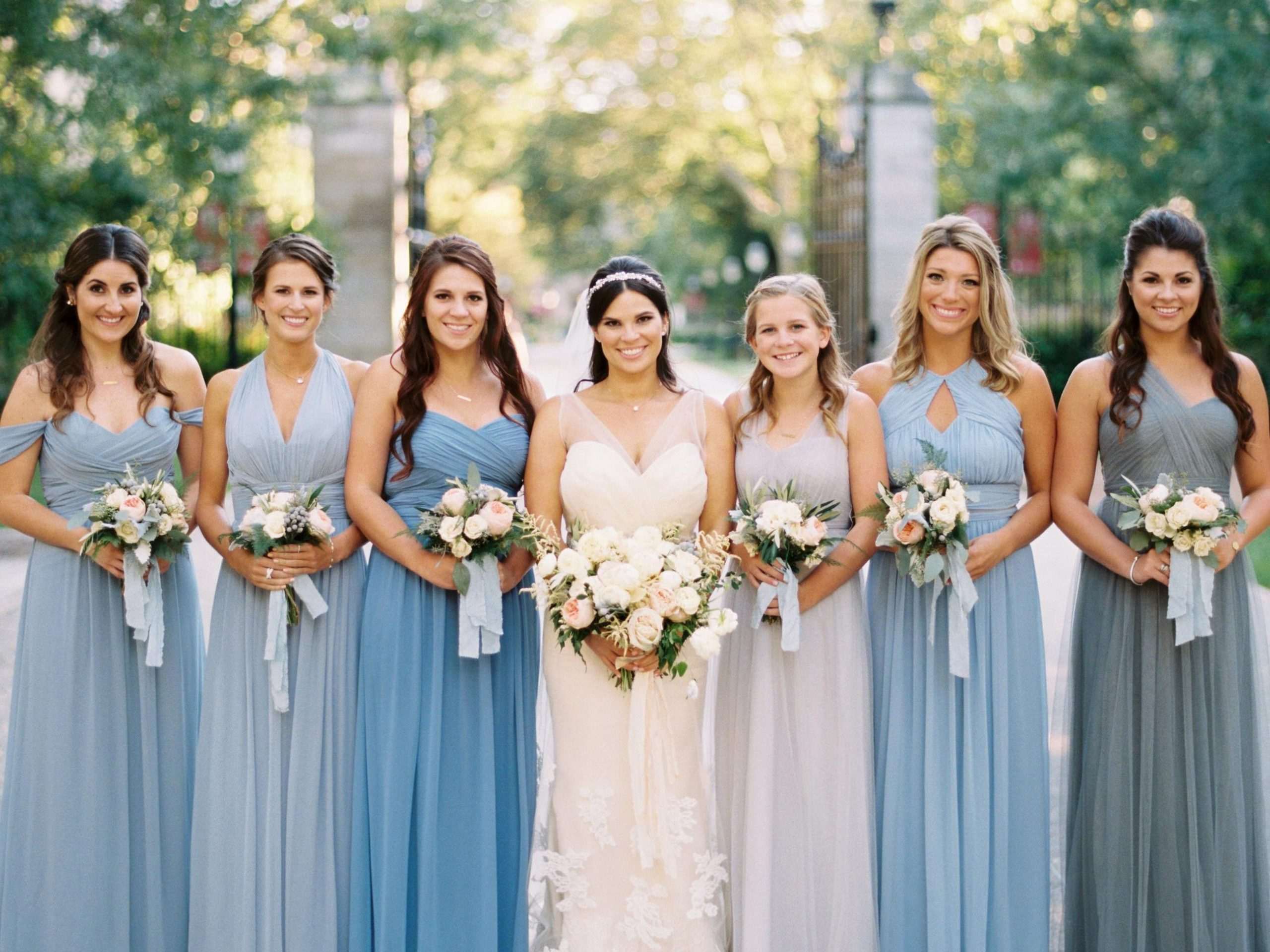 Tips On How To Choose Bridesmaid Dresses