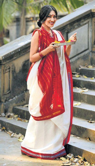 Korial Bengali Saree