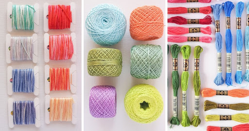 Why Polyester Embroidery Threads Are Used Commonly